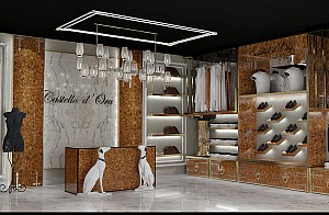Castello d'Ora boutique design